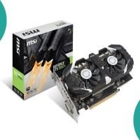 New MSI GeForce GTX 1050 Ti 4GB DDR5 - 4GT OC