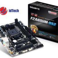 Gigabyte Motherboard Socket FM2+ (GA-F2A68HM-DS2) Resmi accessori