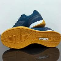 Terlaris ! Sepatu Futsal - UMBRO FUTSAL STREET V 81277U AYE Dark