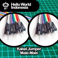 Kabel Jumper 20cm Male-Male