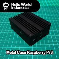 Metal Case Raspberry Pi 3 Model B/B+