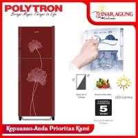Polytron Belleza Kulkas 2 Pintu PRM 21 Garansi Resmi