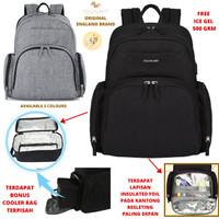 Colorland Kate Baby Diaper Bag Backpack +Cooler bag UK Brand Original