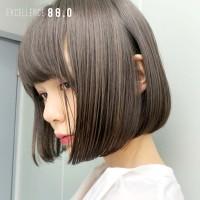 EXCELLENCE 88.0 hair color cream / cat rambut dark ash brown gray
