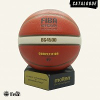 Bola Basket Molten B7G4500 ( Indoor/Outdoor ) FIBA APPROVED ( 2019 )