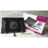 Kipas Laptop / Notebook Cooling Fan  Cooler Pad ERGOSTAND Adjustable