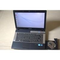 Laptop Samsung Core i7/Ram 4gb/Vga Nvidia 2 gb untuk Gaming dan Editin