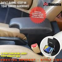 Armrest Sienta Brio BRV Mobilio Agya Ayla R3 - Armrest Box Style Limo