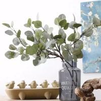 Daun Eucalyptus High Quality Artificial Eucalyptus Leaves