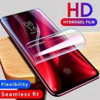 Iphone X Anti Gores Premium Hydrogel Depan Belakang Anti shock IphoneX