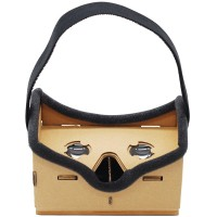 Light Castle Google Cardboard Style Virtual Reality Glasses For
