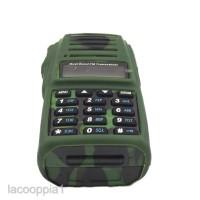 MagiDeal Casing Karet Pelindung untuk Baofeng UV-82 uv-82hp uv-82l