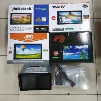 Tv Audio Mobil Double Din Varity Audiobank Jec F8 Mobil Agya Ayla