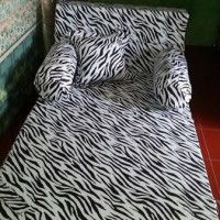 Sofa Bed Royal Foam 3 in 1 Single ukuran 200 x 90 x 20cm aneka on