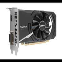 MSI GeForce GT 1030 2GB DDR5 - AERO ITX 2G OC CUCI GUDANG