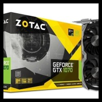 VGA ZOTAC GeForce GTX 1070 8GB DDR5 256 BIT DUAL FAN BIG SALE