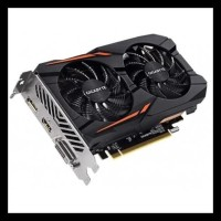 Gigabyte GeForce GTX 1050 Ti 4GB DDR5 OC Series - GV-N105TOC-4GD STOK