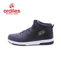 Ardiles Men Adonis Sepatu Basket - Hitam Putih