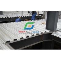 Bondek Cor - Floordeck 0,75 mm Eceran-material bahan bangunan-material
