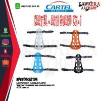 CARTEL Arm Guard / Pelindung Tangan/Arm Guard CX1/KAWAERA ARCHERY