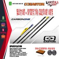 Spine 730 - 6 Pcs Arrow Carbon One EASTON (Sudah Dirakit)