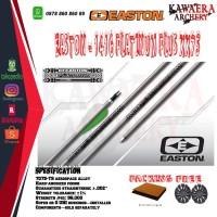 1416 - 6 Pcs Arrow Platinum EASTON (Sudah Dirakit)