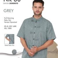 Sale Baju Koko Dewasa ORI Nibras NK 60 Size XS-XL Murah