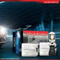 HID Mobil Autovision Carbon Fastbright H11 4300K Garansi Resmi 2 Tahun