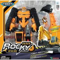 TOBOT ATHLON ROCKY ROBOT TRANSFORMING YOUNGTOYS ORIGINAL
