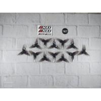 3 Set Emax AVAN BABYHAWK 2.3X2.7X3 6XCCW 6XCW 2.3 Inch Propeller Prop
