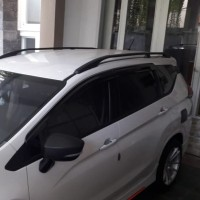 Xpander Sporty Roof Rack ABS Aluminium universal 3M tanpa bor variasi