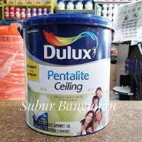 Dulux Pentalite Ceiling Putih 5 kg Cat Plafon dan Gypsum