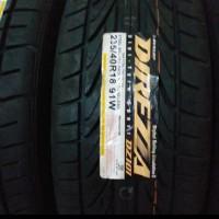 BAN DUNLOP DIREZZA 235 40 18 (VW SCIROCCO/BMW/MERCY/NEW ACCORD)