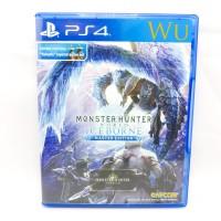 [PS 4] Monster Hunter World : Iceborne - Master Edition