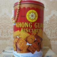 Khong Guan Biscuit kaleng 1000 gr