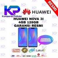 HUAWEI NOVA 3I 4GB 128GB GARANSI RESMI