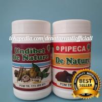 Herbal Obat Diabetes Obat Gula Kering Basah Kolesterol UNDIBET PIPECA