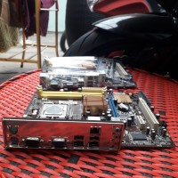 motherboard asus P5KPL DDR2