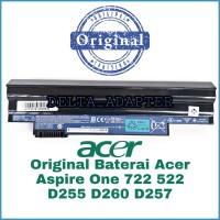 Baterai Original NoteBook Acer Aspire One D255 D257 D260 D270 722