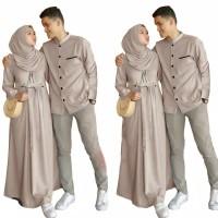 Baju Coupel Muslim Emon / Terlaris Berkualitas