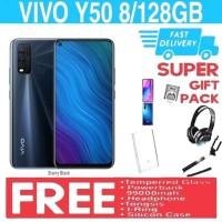 VIVO Y50 Ram 8/128GB Garansi Resmi VIVO INDONESIA