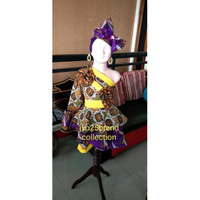 Baju casual anak fashion show