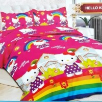 Bad Cover Set Bonita / Bed Cover 180 hello Kitty 180x200 king /