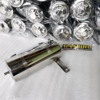 Tabung botol tempat tampungan air radiator ninja vixion cbr atau tem