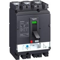 CIRCUIT BREAKER EASYPACT CVS100B 25 KA 63 A 3P 3D SCHNEIDER LV510305