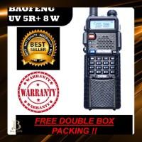 HT Baofeng UV5R Plus 8 Watt Dual Band - Battery 3800 mAh - Baofeng