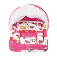 Kasur Bayi/Matras Tidur Bayi/Anak Karakter Hello Kitty HB 131