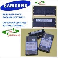 RAM NB LAPTOP DDR4 4GB 2400 SAMSUNG TERBAIK