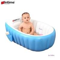 Bak Mandi Bayi Anak Babybath Pompa Portable Kolam Anak Perlengkapan