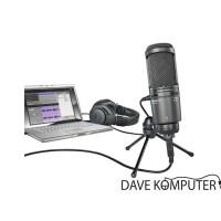 hoot sale Audio Technica AT2020 USB+ Microphone terjamin
